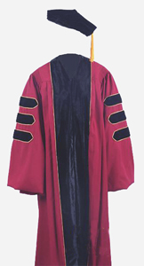 Doctoral Caps and Gowns