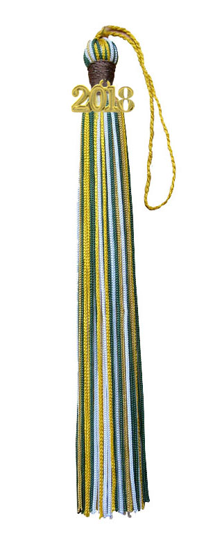 Multi Graduation Tassel